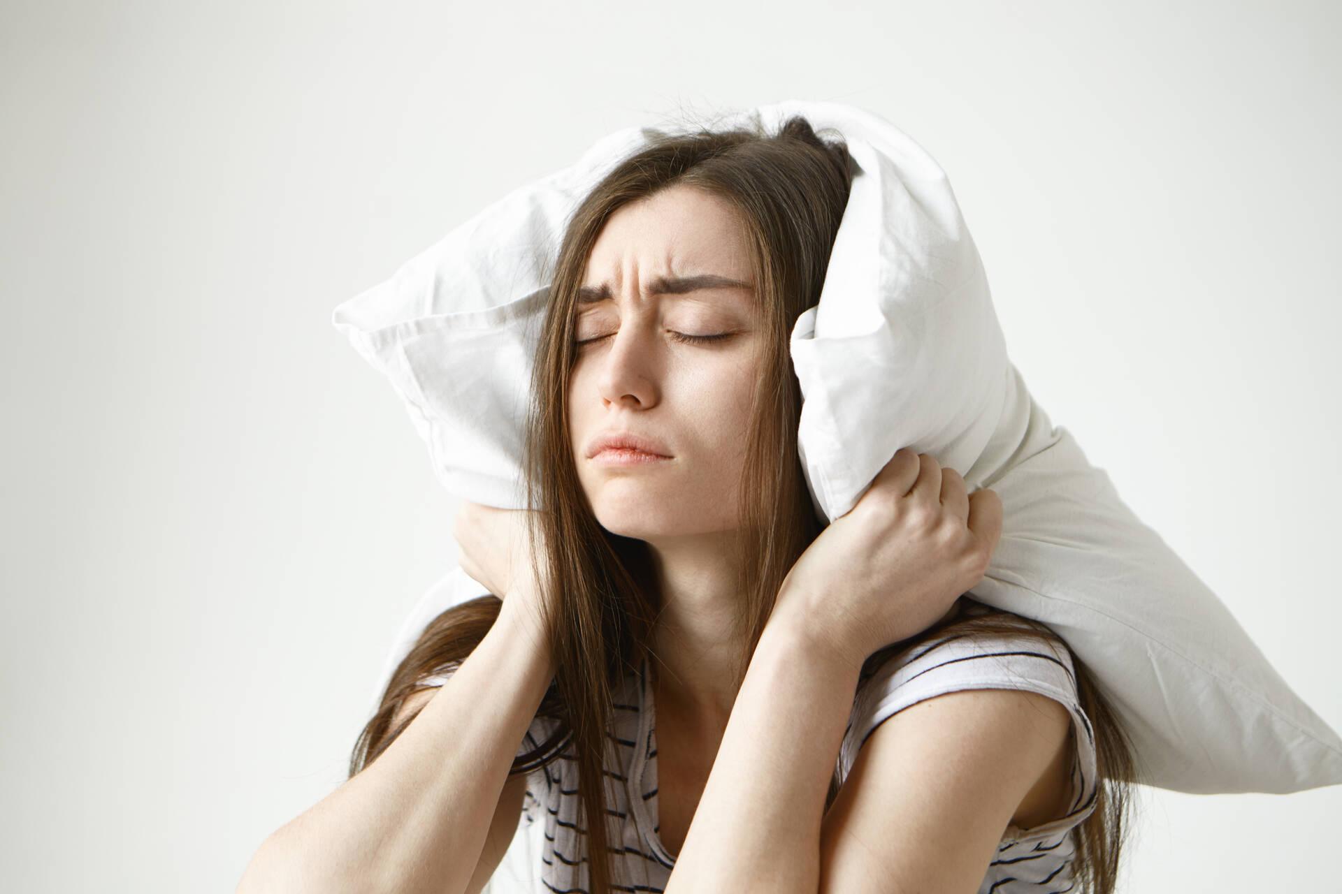 CBD Tropfen bei Schlafstörungen